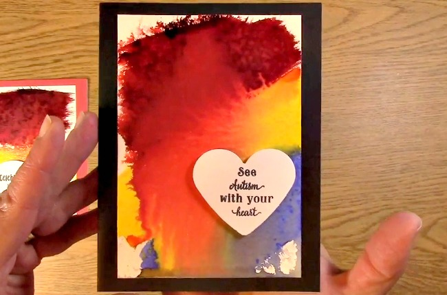 Autism Awareness Month plus Twinkling H20 Tutorial a