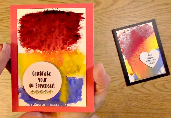 Autism Awareness Month plus Twinkling H20 Tutorial b