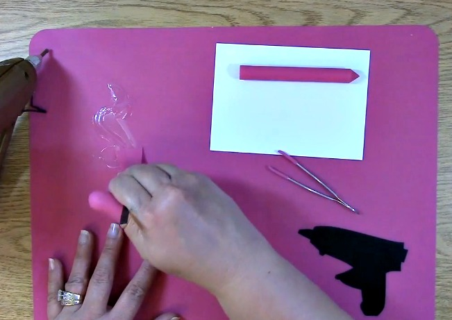 Hot Glue Gun Helpers w