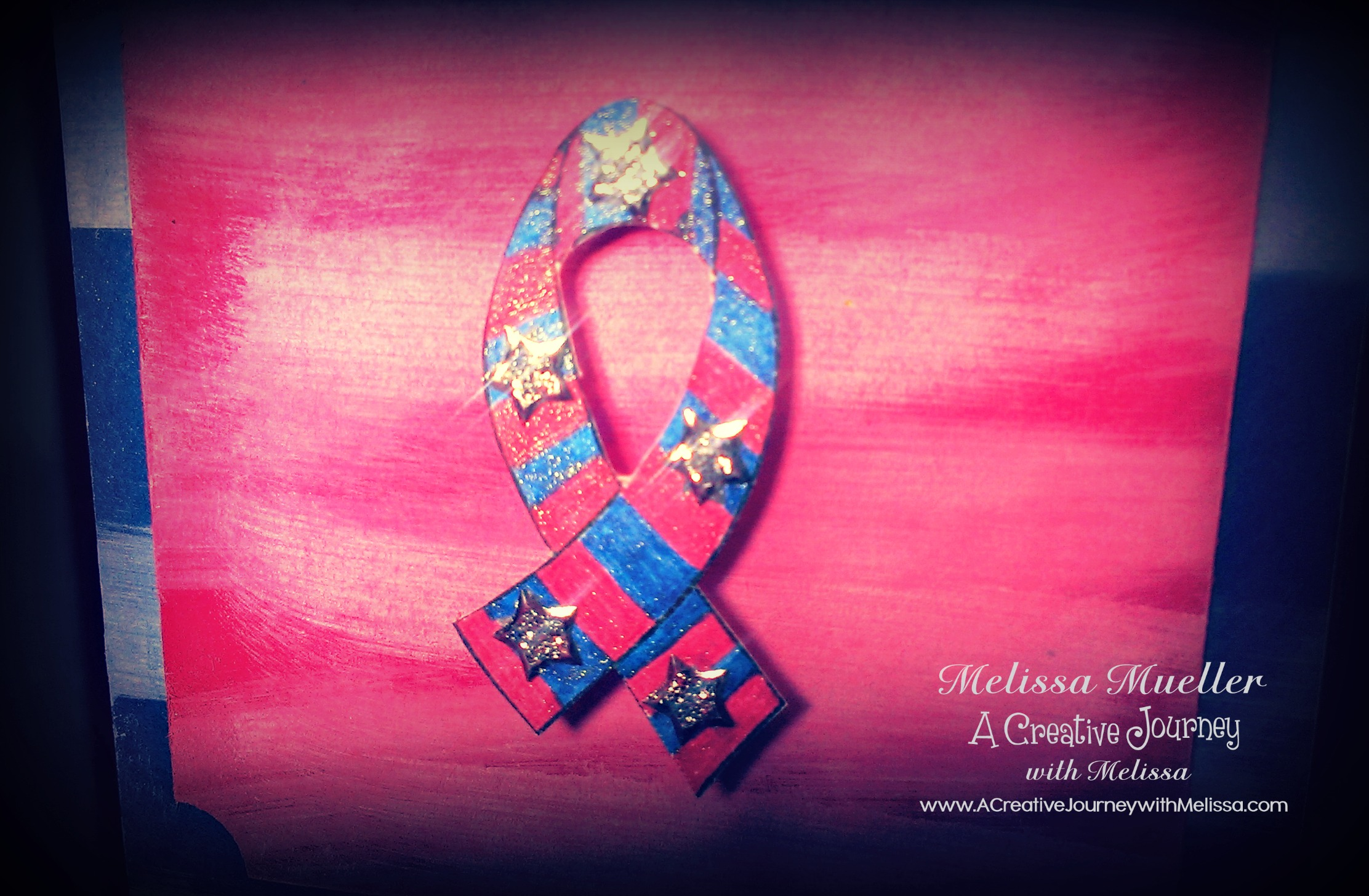 Awareness Ribbon Set #1 Stamp Set