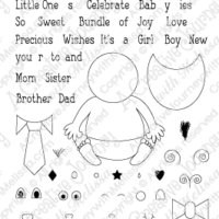 Baby Love Stamp Set