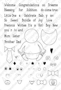 Baby Love Stamp Set