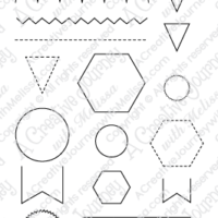 Design Elements Stamp Set