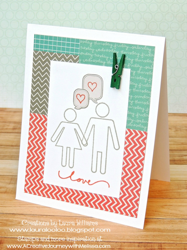 I Just Love You Clear Stamps And Crafting Products