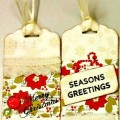 Fall and Winter Holiday Sentiments Stamp Set