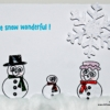 You're Snow Wonderful Stamp Set
