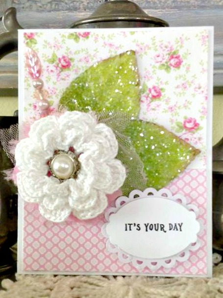 Birthday Wishes Clear Stamps And Crafting Products