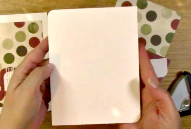 Punched-Shape-Card-base