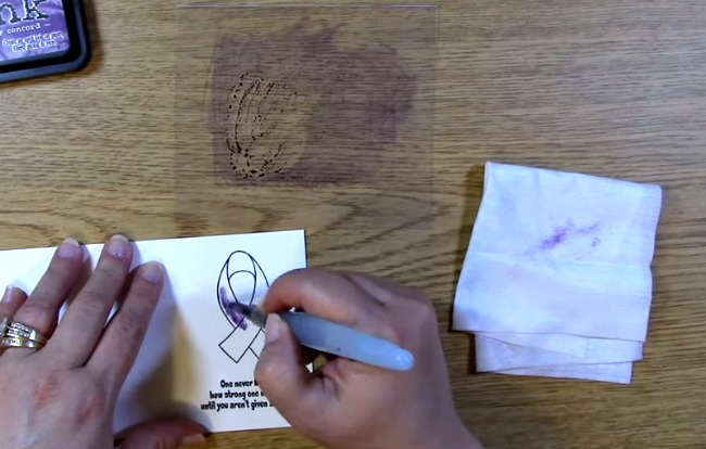 watercolor your ribbon image