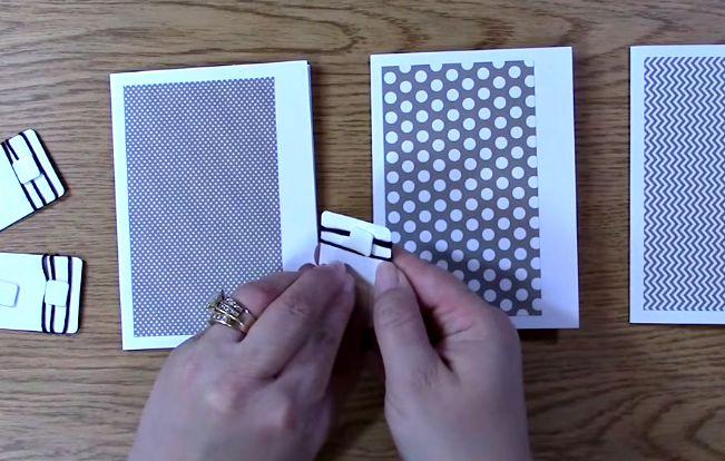 remove foam square backing