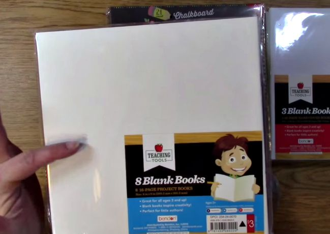 Large book