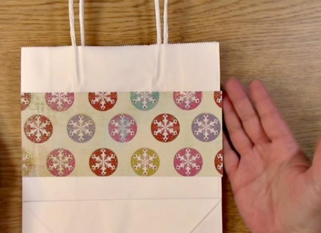 bag w paper