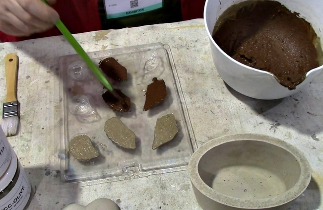 Concrete Crafts with Linda Swingle f