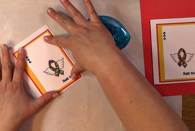 Awareness Ribbon #6 - Autism Angel Stamp Release SNEAK PEEK and MORE r