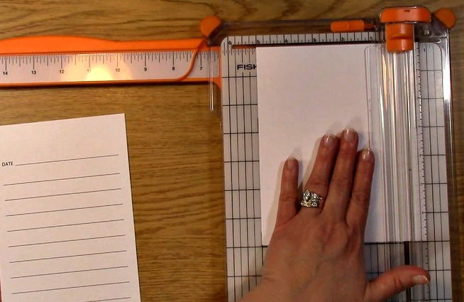 Create Your Own Planner Journal Project - Part 3 - Creating Pages for your Planner f