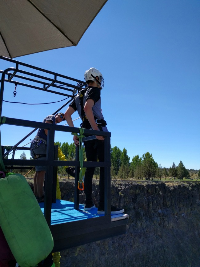 Bungee i
