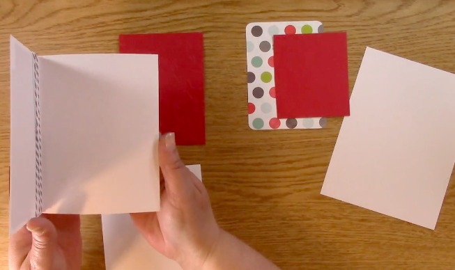 The Sample Birthday Gift Thank You Cards That I Have Done Opens Horizontally Which Is Most Common Type Of Card From My Experience